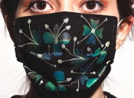 Ново 20: Ромки заобикалят забраната за бурките с антигрипни маски