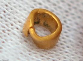 Ново чудо: Откриха златен амулет на Юнаците