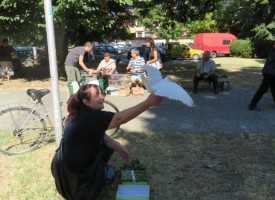 Благословени гълъби – молитви литнаха над Пазарджик