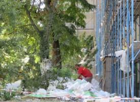 Вижте къде и кой санира в момента в Пазарджик