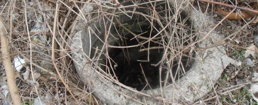 Овен падна в шахта между Септември и Малко Белово, извадиха го невредим