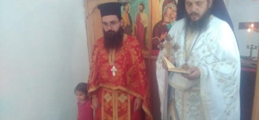 В Дебращица: Курбан на параклиса Св. Св. Флор и Лавър