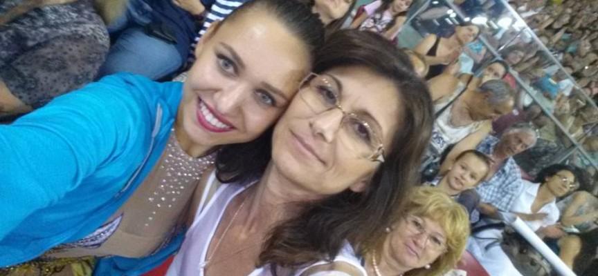 Величка Петкова треньорката на Ренета Камберова и Дара Стоянова