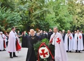 В Пазарджик: Тамплиерите отбелязаха 8 години от създаването на Велик Приорат България