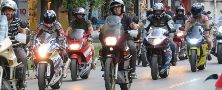 Мотообщността в Пазарджик изръмжа срещу Темида