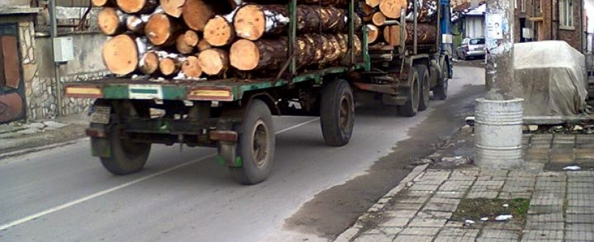 5 кубика немаркирани дърва прибраха от двор в Динката