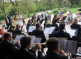 В Пазарджик: Духовият оркестър с концерт за Съединението