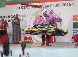 Таня Андреевска – Демирева получи почетните знак и грамота на Община Септември