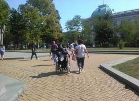 Над 50 души от Пазарджик участват на протеста в София