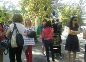 Над 50 души от Пазарджик отиват на протест в София на 7 декември