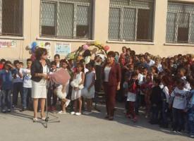 """Областният управител откри учебната година в НУ """"Г.С. Раковски"""""""