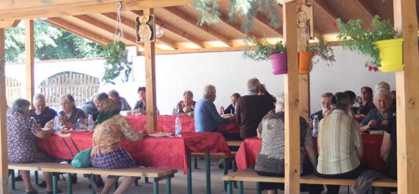 Пореден благотворителен обяд в Ковачево