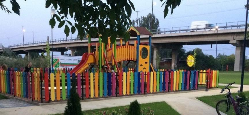 В Септември: Откриват първата обновена детска площадка