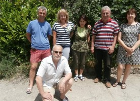 УТРЕ: Дружеството на художниците открива изложба от летния пленер в Брацигово