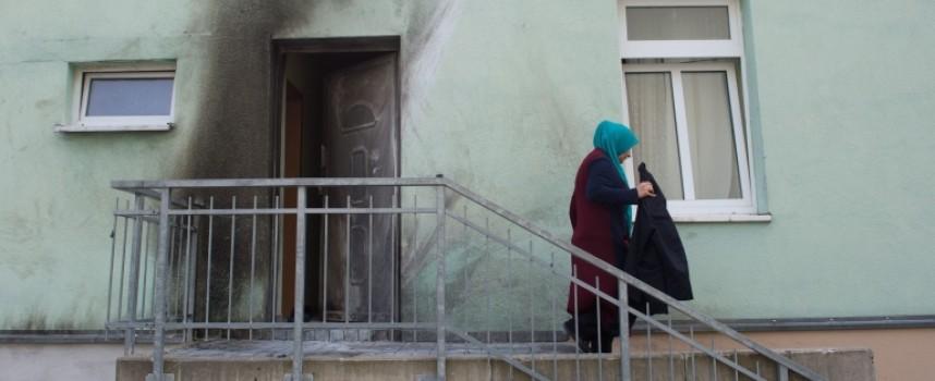 В Дрезден: Две бомби гръмнаха пред джамия и Международен конгресен център