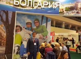 Кметът на Стрелча посети Москва, за да представи града си