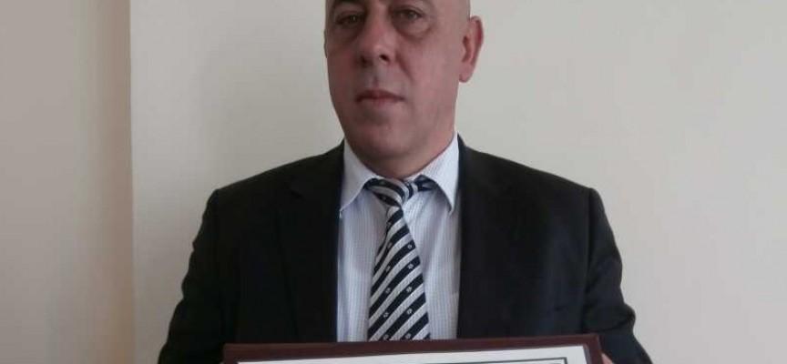 РИОСВ-Пазарджик с почетна грамота за активна прозрачност