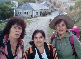 Три пазарджиклийки поеха по пътя Камино в Испания