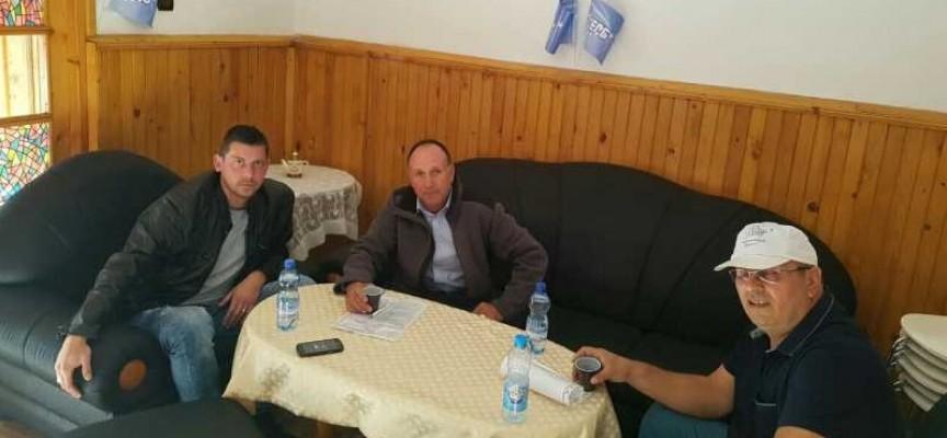 ГЕРБ откри нов клуб в Нова Махала