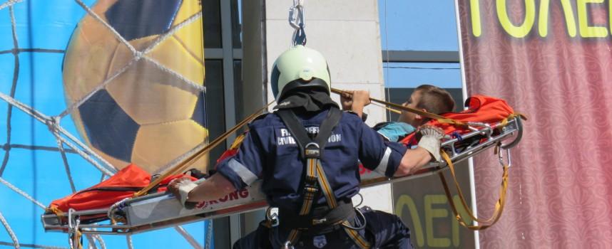 Търсят се доброволци за Пожарната