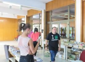 Борсата за учебници ще работи и през първата седмица на октомври