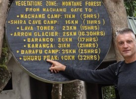 Клуб пътешественик: Мирчо Бакалов – в планиране на следващия връх