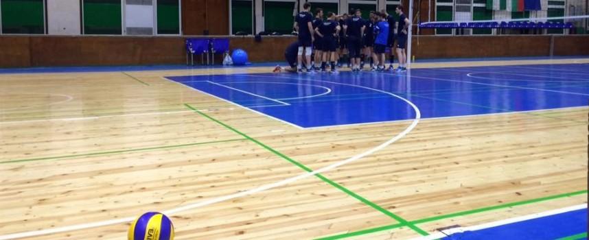 """Волейболен клуб """"Хебър"""" организира силен турнир за мъже"""