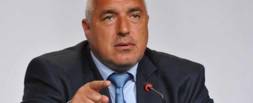 Борисов цитира Пазарджик като град с висока контрабанда на цигари