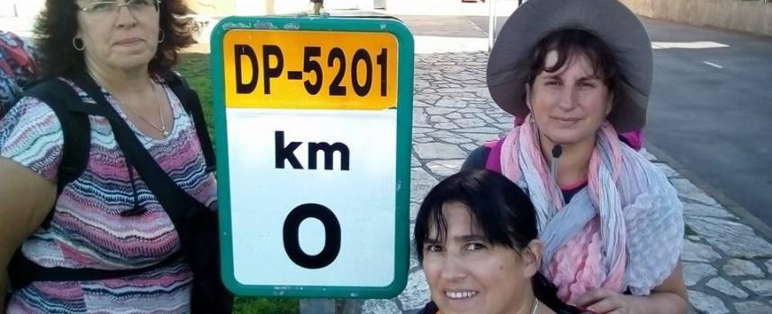 Три пазарджиклийки от О~Себрейро до Края на света