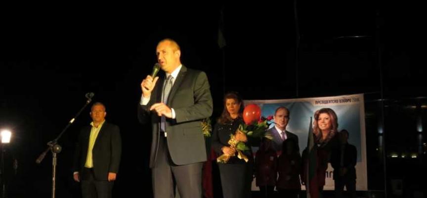 В областта: Радев и Йотова с 4% преди Цачева и Манушев