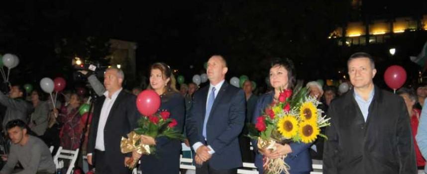 Румен Радев и Илияна Йотова полагат клетва на 19 януари