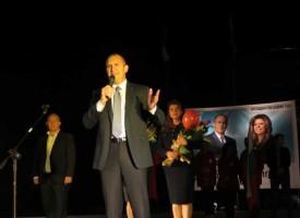 Ген. Румен Радев: Искам свободна и просперираща България, нямам амбиция да съм Баща на нацията