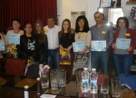 Ветренски ученици препитаха администрацията в Септември как се справя с писането