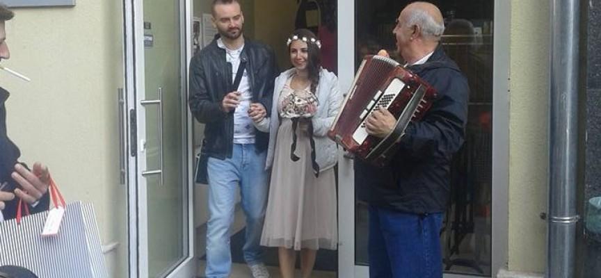 Тома Здравков мина под венчило