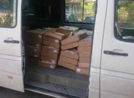 """525 килограма замразени пилешки и патешки разфасовки иззе полицията в кв.""""Изток"""""""
