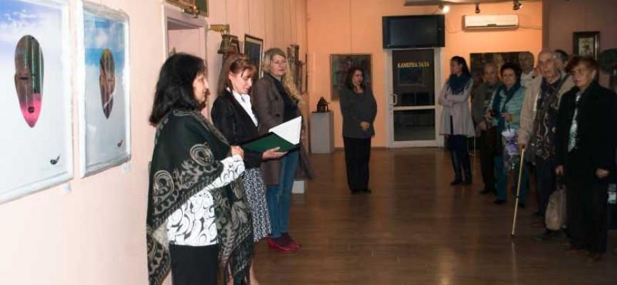 Представителството на СБХ откри Годишната си изложба