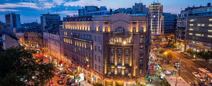 Маршрути: Разходка до Белград – между Сава и Дунав