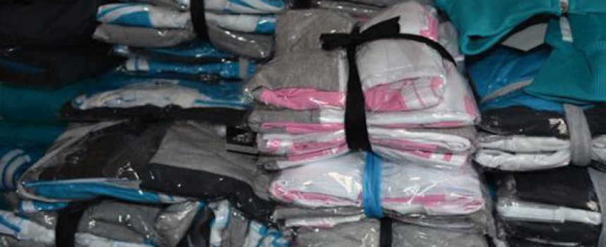 Удариха китайски магазин в Пещера, продавал маркови стоки без произход