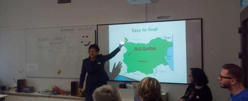 Математичката Румяна Ангелова участва в уъркшоп в Естония