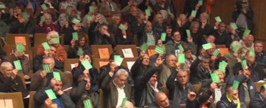 """Четвъртият конгрес на """"Обединени земеделци"""" се проведе в Пазарджик, преизбраха Петя Ставрева"""