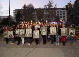Пазарджик: С факелно шествие бележим Деня на народните будители