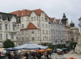 Маршрути: Бърно – перлата на Чехия