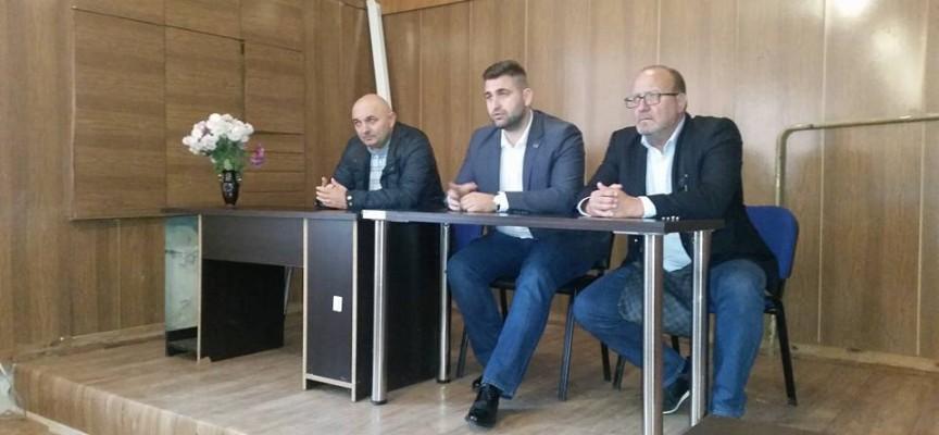 Евродепутатът Андрей Новаков посети Лесичово