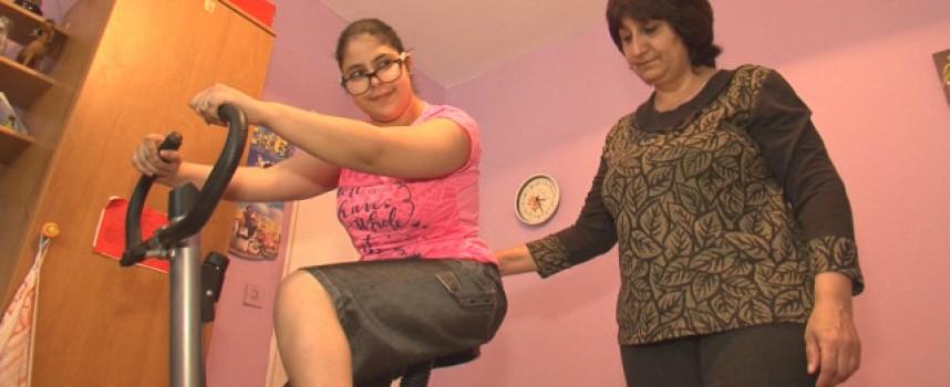 Руми Георгиева бележи напредък в лечението, нужна е още терапия