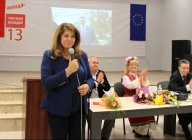 Илияна Йотова: Ген. Радев никога не би подписал бюджет, който обрича българските граждани