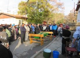 Погребаха Асен и Василка по мюсюлмански обичай