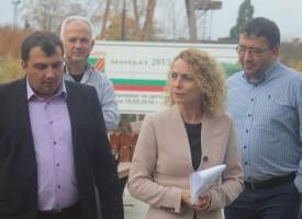 Община Септември получава подкрепа от държавата за водопроводите и минералната вода