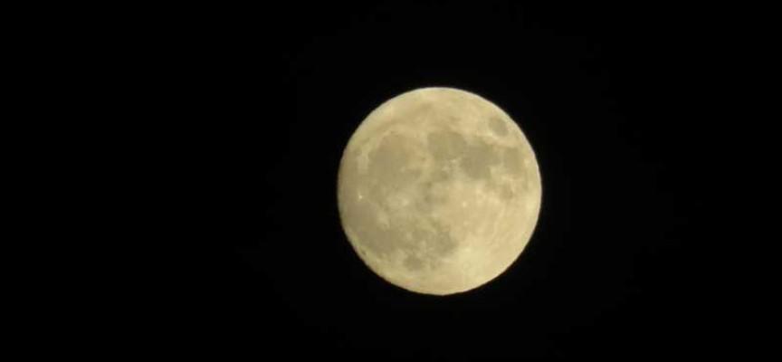 Иди на балкона и виж Луната
