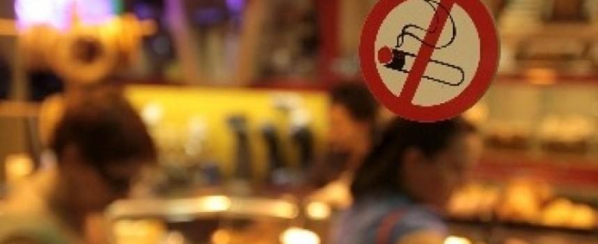 Здравни инспектори наложиха санкции за 17 400 лв. на заведения и офиси заради цигарите