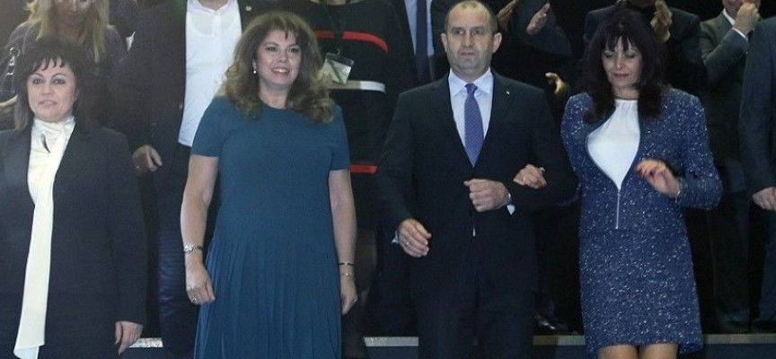 Вижте първите дами на България от прехода насам